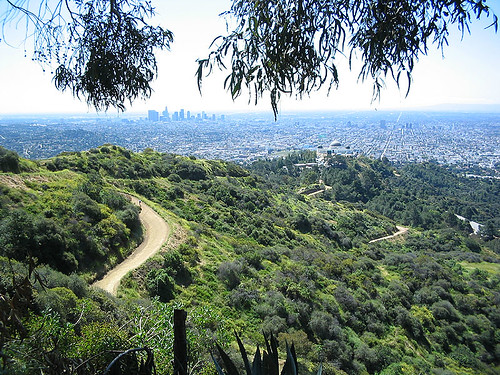 LA from griffith park (2005)