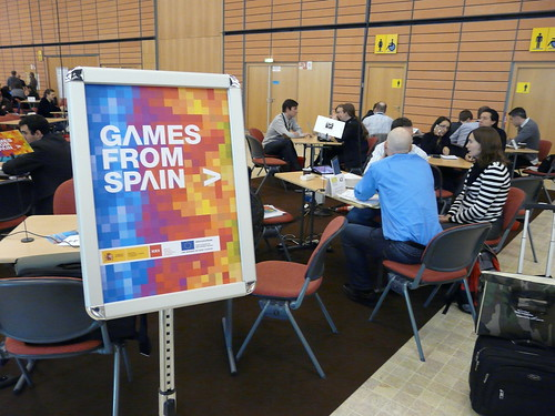 Games from Spain