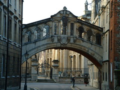 Bridge of Sigh(Oxford)