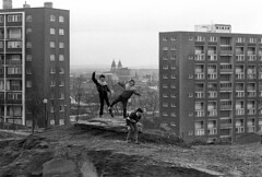 Everton park (dave sinclair Liverpool) Tags: boys liverpool children everton councilhousing