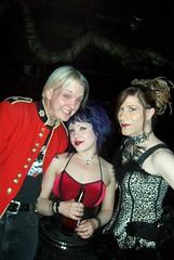 Nigel, Erin, and I (Muffy St. Bernard) Tags: erin nigel muffystbernard clubabstract