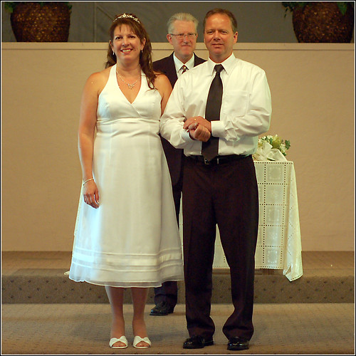 2007 Presenting the Bride/Groom