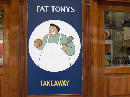 FAT TONYS