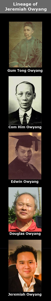 Jeremiah Owyang's Lineage