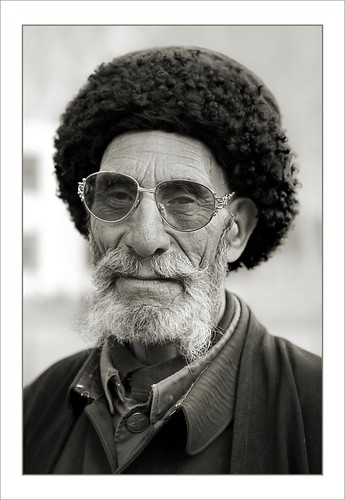 Uyghur Man - Kashgar, China by 62Lofu