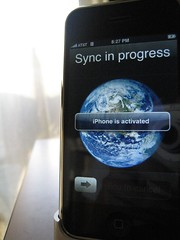 I'm activated! (YF [ yffoto ]) Tags: phone cellphone iphone imasucker iloveit itsthegreatestthingsinceslicedbread