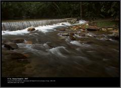 A Bund (Anoop Anand A) Tags: india water canon river 350d kerala 3a canon350d milky canoneos350d anoop efs bund aaa trivandrum westernghats canonefs1855f3556 thiruvananthapuram anoopaa bonacaud bonakkad 3abinurahularun ponmudikallar anoopananda anoopco wwwanoopco httpwwwanoopco