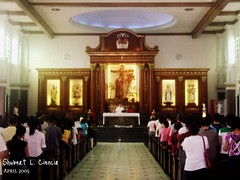 New San Francisco Church (Naga City)