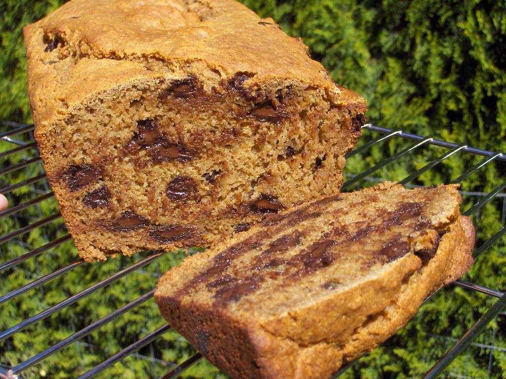 Whole-Wheat Banana Bread (w/recipe)