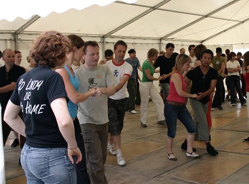 Herrang Dance Class