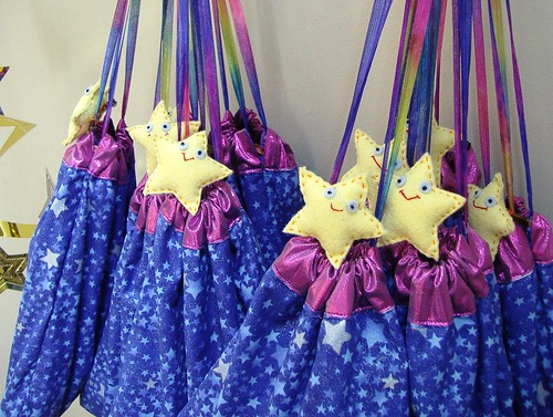 Star Treat Bags