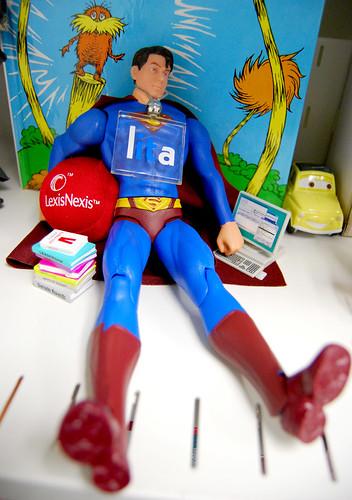 Superman: Defender of Information