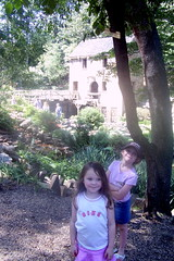072107 Little Rock Girls at Old Mill