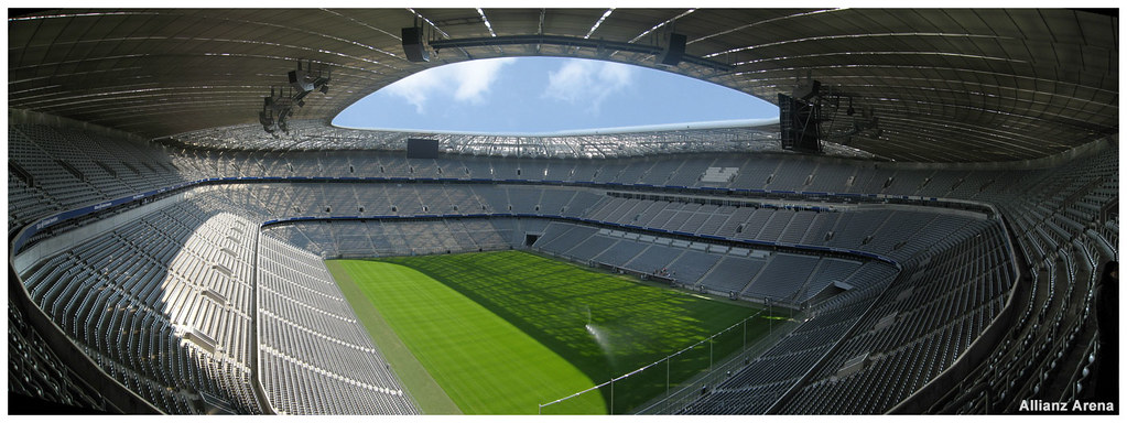 Allianz Arena Panoramic