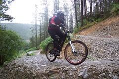 Brechfa climb 2
