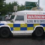 Police Warning!