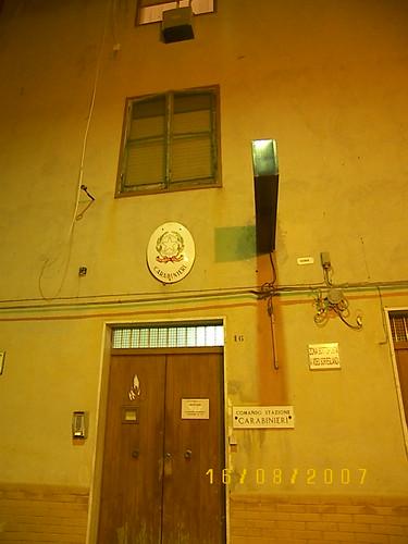 comando stazione carabinieri cattolica eraclea
