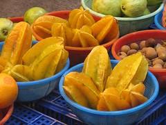 Karambola - Star Fruit (madpai) Tags: fruit hongkong tropical starfruit karambola