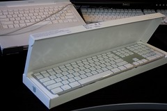 Apple Aluminum Keyboard Unboxing Photo