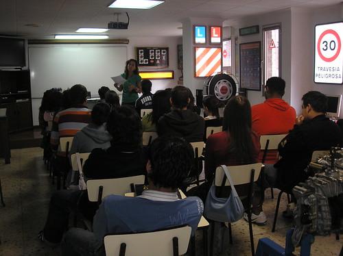 II JORNADAS DE PREVENCIÓN DE DROGAS EN LA CONDUCCIÓN: