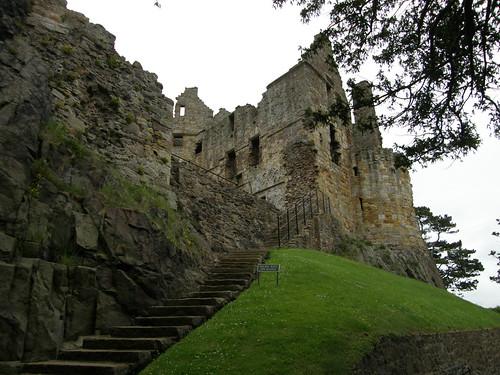 Dirleton castle 2