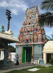 Inside view of the Gopuram