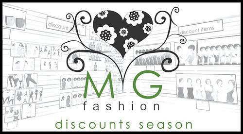 [MG fashion] discounts season