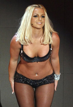 Britney Spear in Bikini