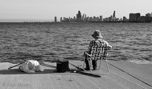 Chicago Fisherman