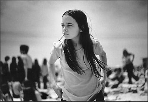 Priscilla 1969 by Joseph Szabo