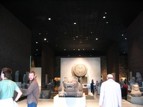 National Museum of Anthropology in Mexico