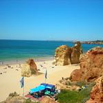 Praia do alemao em  portimao thumbnail
