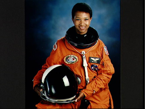 NASA Astronaut Mae Carol Jemison