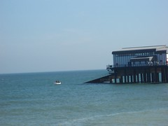 Cromer Lifeboat Station (crwilliams) Tags: sea pier norfolk cromer date:year=2006 date:month=september date:day=10 date:wday=sunday date:hour=11