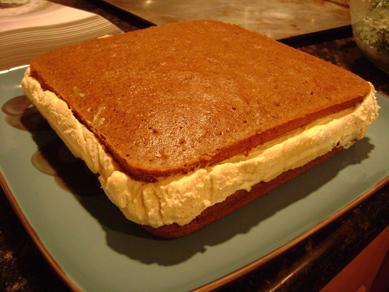 pumpkin pie cheesecakecake