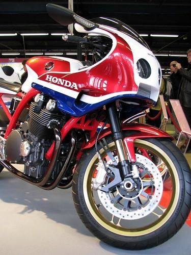 Honda CB 1100 R Concept Bike - Front