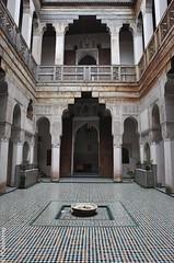 fez - architecture - morocco - 48 (hors-saison) Tags: morocco fez maroc medina fes riad mokri zelliges