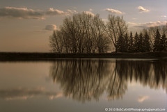 Spring at Frog Gap (westrock-bob) Tags: county trees canada reflection water three spring pond gap bob ab canadian frog hills alberta campground allrightsreserved westrock canadien 2010 cuthill kneehill westrockbob bobcuthillphotographygmailcom