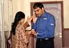 Viswanathan Anand receives congrats