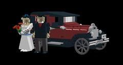 Ford Model A Town Sedan - 1928