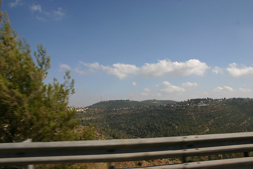 Mountains in Jerusalem