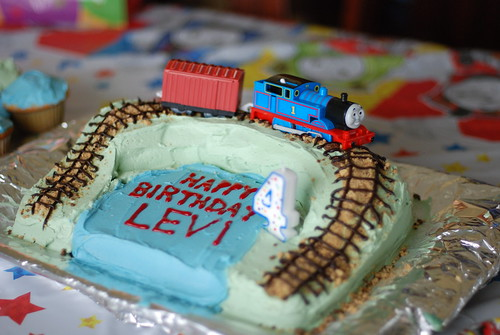 Levi's 4th Birthday Party (3)