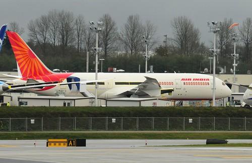 Air India Boeing 787-8 VT-ANA