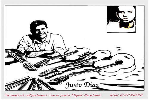 Encuentros Antipodeanos; Presente,Justo Diaz
