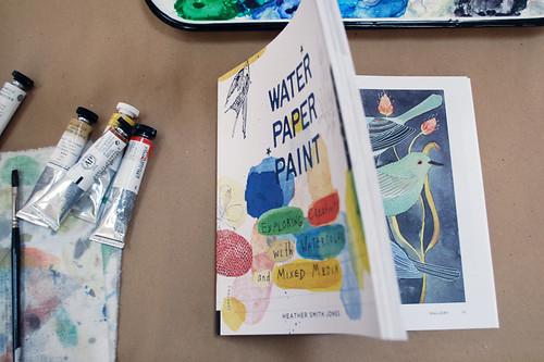 WPP Guest artist sneak peek!