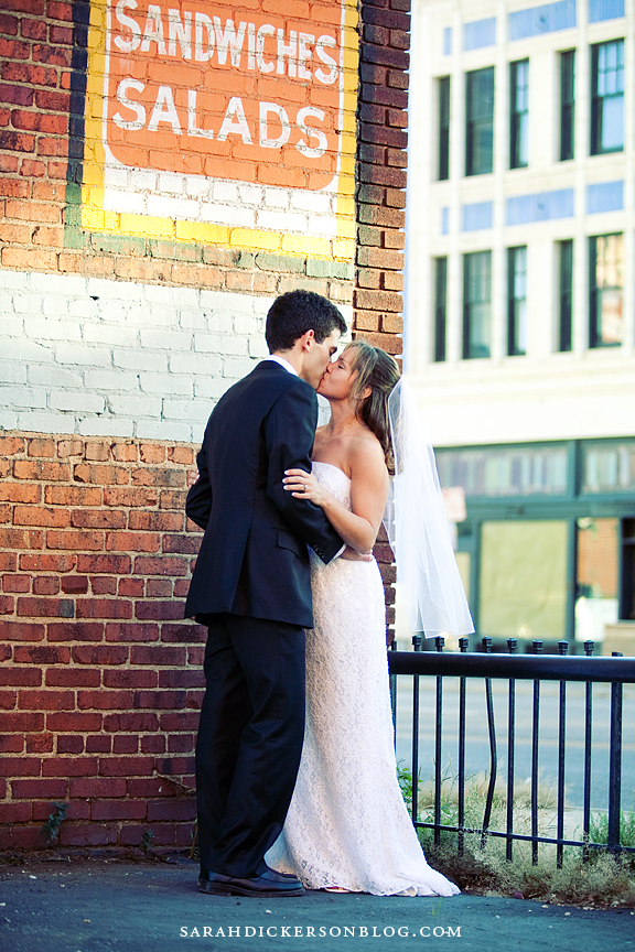 2000 Grand, Kansas City wedding images