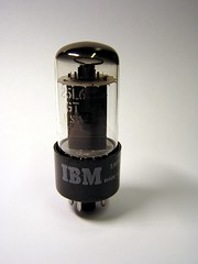 IBM vacuum tube