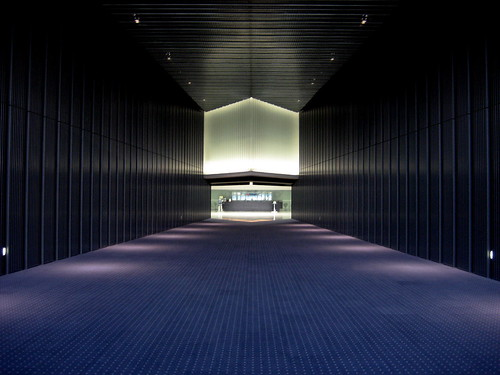 Entrance to the Tokyo Data Center