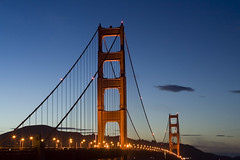 Golden Gate Bridge - courtesy of Chealion