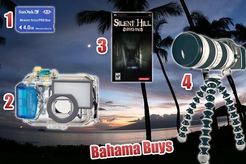 Bahama Buys